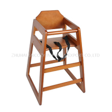 Hot Exported banquet wooden Baby chair