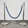 crowd control barrier poly rope with different color options