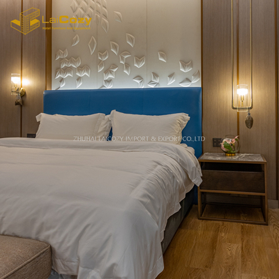 Modern Star Hotel Resort Bedroom Villa Apartment Furniture