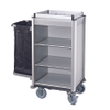 Hotel Aluminium Small Lightweight Housekeeping Maid Cart