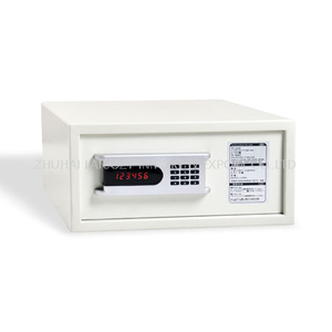 Hotel guestroom electronic digital cash Safe Box
