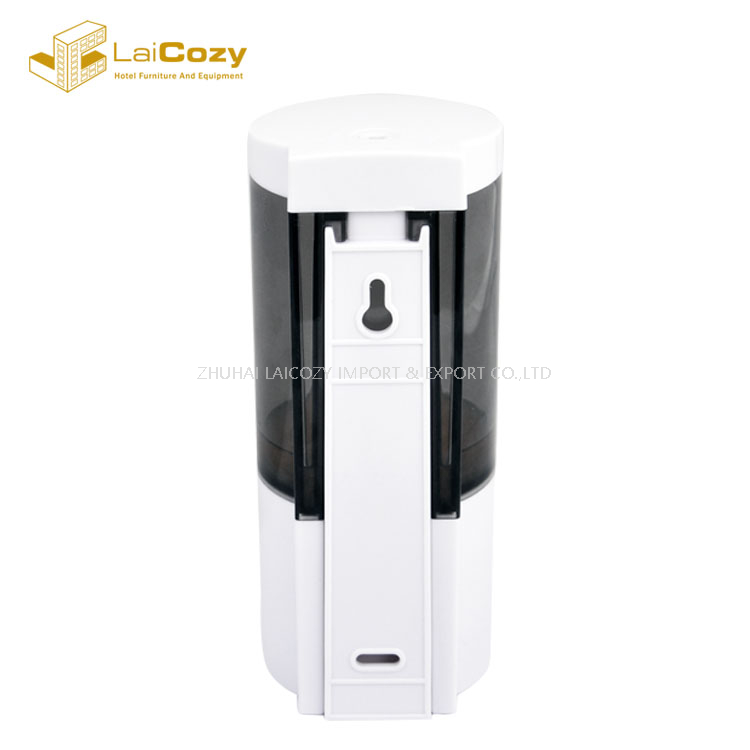 0.5L Movable Stainless Touchless Sensor Soap Sanitizer Dispenser Stand