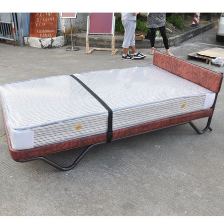 Hotel guestroom add bed with wheels good quality