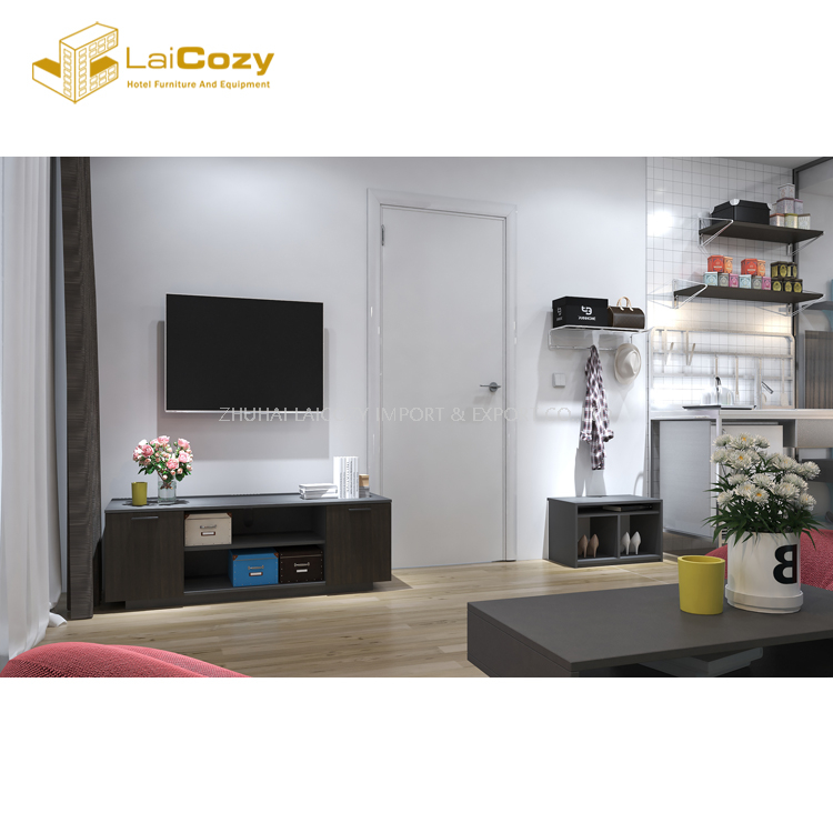 Commercial King Size Apartment school project Bedroom Furniture