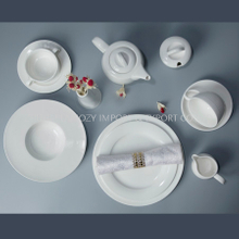 Dining Room Crockery Restaurant Chinese Ceramic Tableware Dinnerware