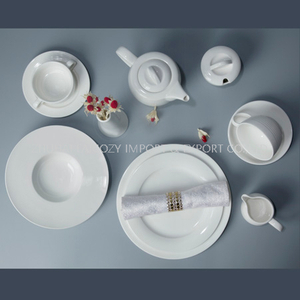 Modern Dining Room Crockery Restaurant Chinese Ceramic Tableware Dinnerware