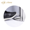 Touchless Stainless Steel Pedal Hand Soap Dispenser Stand