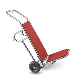 Hotel Lobby Mini Handtruck 304 S/S Luggage Cart