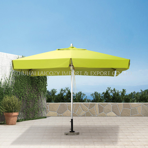 Outdoor Luxury Aluminium Umbrella