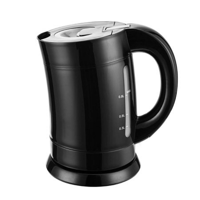 Fashionable Hotel Room Plastic Electric Water Kettle