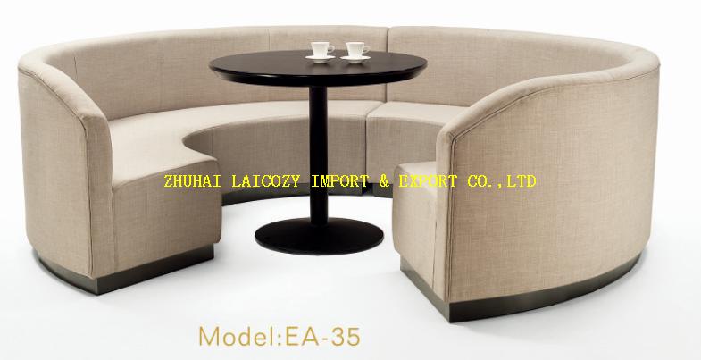 Hotel Restaurant Modern Living Room Types of Corner Design C Shaped ...