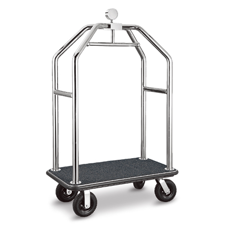 With your Hotel Logo on the Luggage Cart