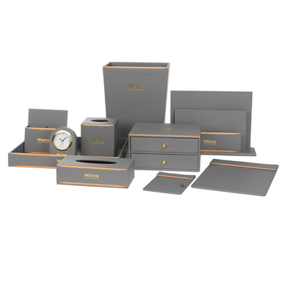 Business Hotel Style GuestRoom Accessories Set